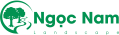 Ngọc Nam Landscape Logo